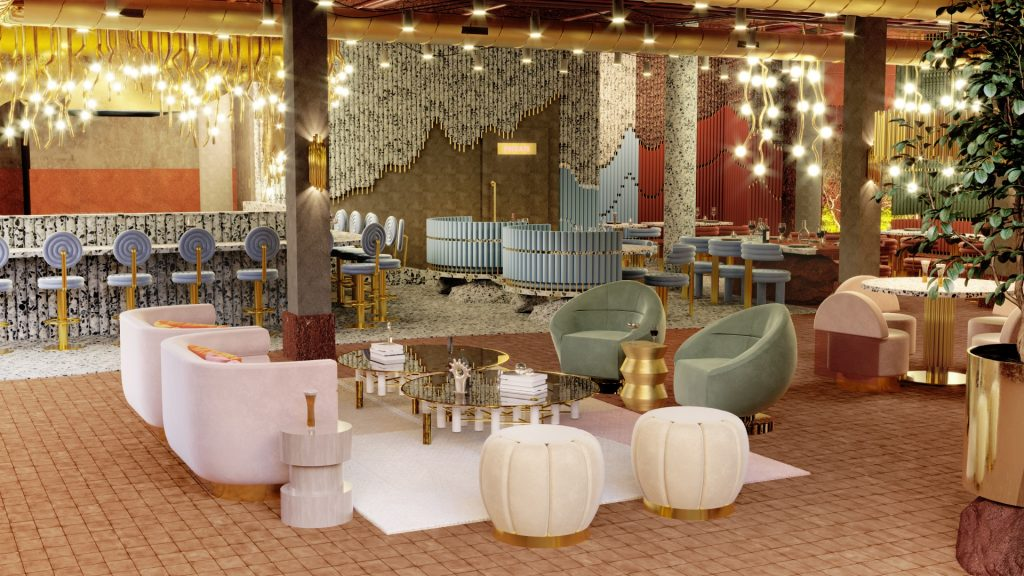 Get Inside Masquespacio's New Restaurant Project and Steal Some Dining Room Décor Tips!_1 masquespacio Get Inside Masquespacio's New Restaurant Project and Steal Some Dining Room Décor Tips! Get Inside Masquespacios New Restaurant Project and Steal Some Dining Room D  cor Tips 1