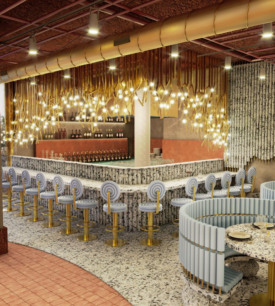Get Inside Masquespacio's New Restaurant Project and Steal Some Dining Room Décor Tips!_4 masquespacio Get Inside Masquespacio's New Restaurant Project and Steal Some Dining Room Décor Tips! Get Inside Masquespacios New Restaurant Project and Steal Some Dining Room D  cor Tips 4