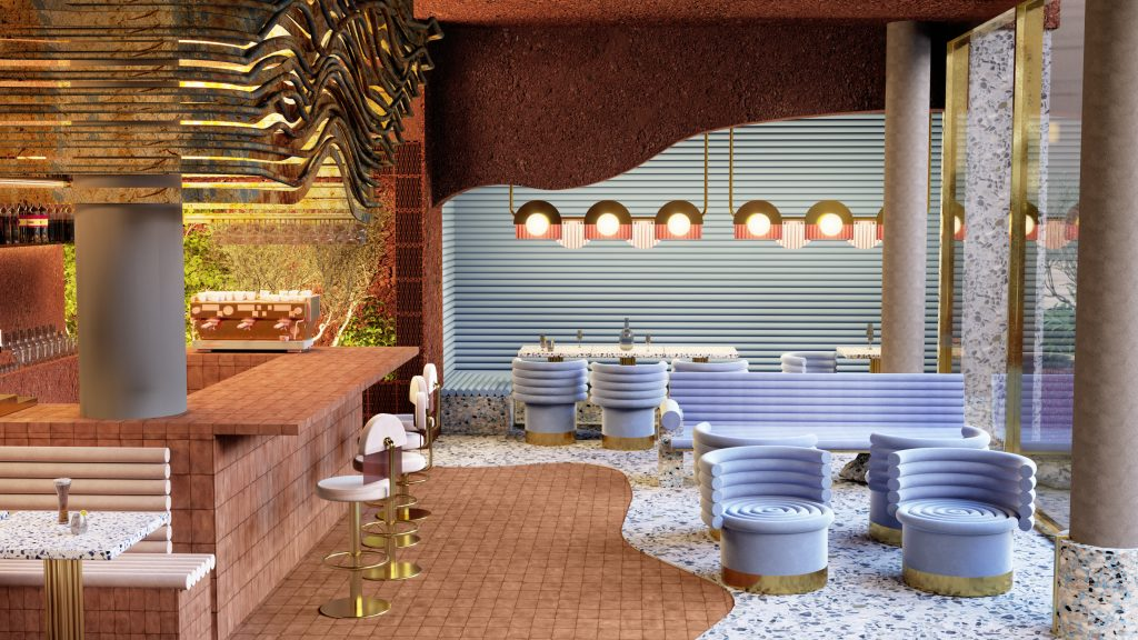 masquespacio Get Inside Masquespacio's New Restaurant Project and Steal Some Dining Room Décor Tips! Get Inside Masquespacios New Restaurant Project and Steal Some Dining Room D  cor Tips 9