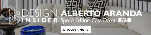 alberto aranda Designer Insider: Alberto Aranda sobre su carrera como interiorista, próximos proyectos y su espacio en Casa Decor 2021 2