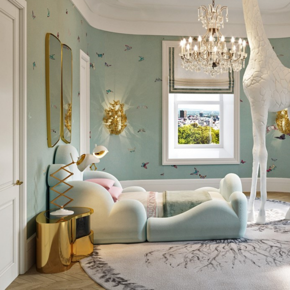 Luxury Kids Room Project A Tale That Stops Time By Britto Charette_1 luxury kids room Luxury Kids Room Project: A Tale That Stops Time By Britto Charette Luxury Kids Room Project A Tale That Stops Time By Britto Charette 1