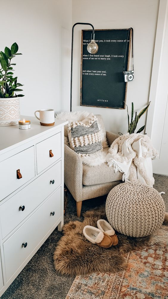 10 Dreamy Ways To Make The Perfect Hygge Bedroom_9 hygge bedroom 10 Dreamy Ways To Make The Perfect Hygge Bedroom 10 Dreamy Ways To Make The Perfect Hygge Bedroom 9