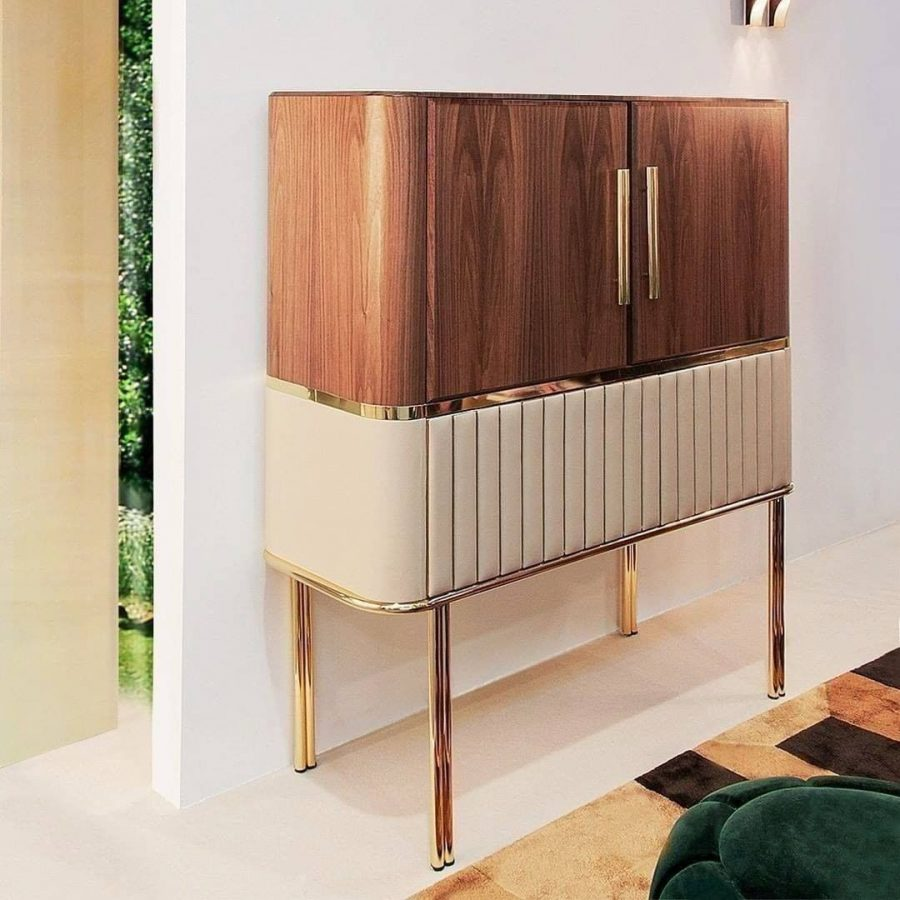 THE IDEAL MID-CENTURY CABINET FOR YOUR HOME 1 3