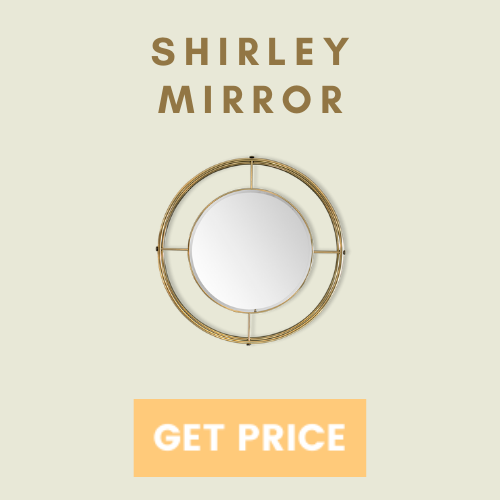 statement mirrors 6 Beautiful Ways To Use Statement Mirrors In Your Home shirley mirror