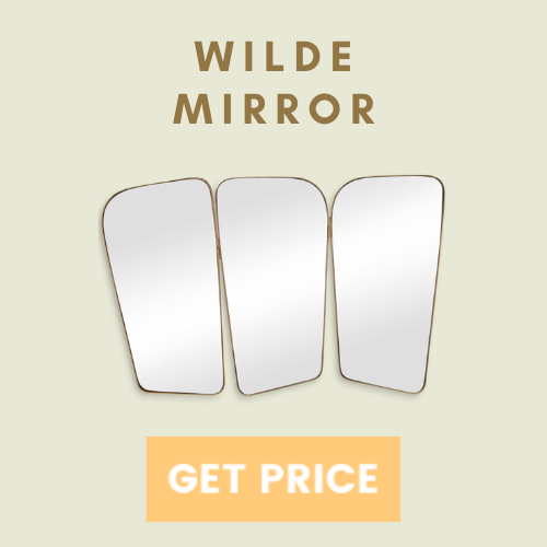 statement mirrors 6 Beautiful Ways To Use Statement Mirrors In Your Home wilde mirror